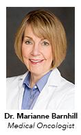 Dr. Marianne Barhill, Medical Oncologist