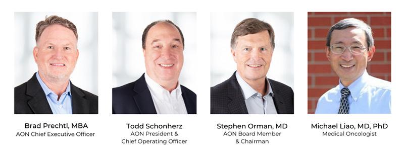 Brad Prechtl, MBA - Todd Schonerz - Stephen Orman, MD - Michael Liao, MD, PhD